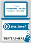 Texas General Lines - Property and Casualty Insurance - 2nd Edition Online Course