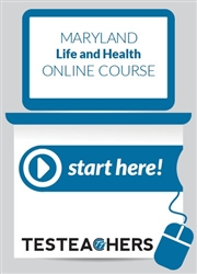 Maryland Life, Accident & Health Insurance Online Course