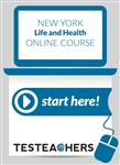 New York Life, Accident and Health Insurance Online Course