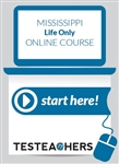 Mississippi Life Insurance Only Online Course