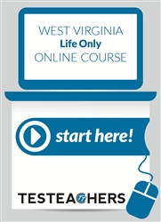 West Virginia Life Insurance Only Online Course