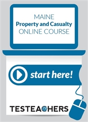 Maine Property and Casualty Insurance Online Course