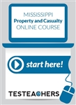 Mississippi Property and Casualty Insurance Online Course