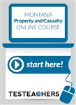 Montana Property and Casualty Insurance Online Course