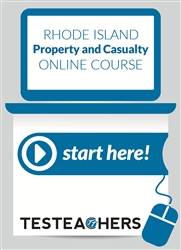 Rhode Island Property and Casualty Insurance Online Course