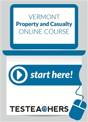 Vermont Property and Casualty Insurance Online Course