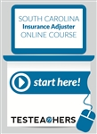 South Carolina Property, Casualty, Surety and Marine Insurance Adjuster Online Course