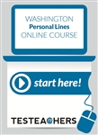Washington Personal Lines Insurance - 2nd Edition Online Course