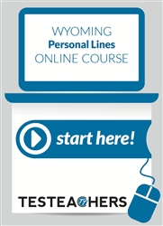 Wyoming Personal Lines Online Course