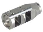 JP Tactical Compensator Stainless .308 cal Bull Barrel