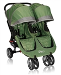 Baby Jogger City MIni Double Stroller 2013 - Green