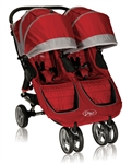 Baby Jogger City MIni Double Stroller 2013 - Red