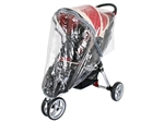 Baby Jogger City Mini Single PVC Free Rain Canopy