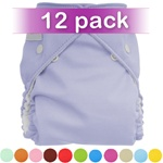 FuzziBunz 12 Pack Cloth Diaper