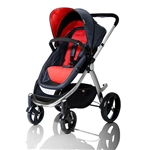 Mountain Buggy Cosmopolitan Red