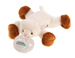 Paci Plushies Lovie the Lamb