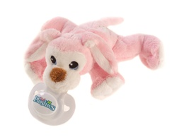 Paci Plushies Pixie the Puppy