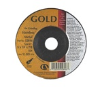 "Carbo GOLD 5"" x 1/4"" x 7/8"" Depressed Center Grinding Wheel Type 27"