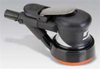 "Dynabrade 56843 3 1/2in Supreme Orbital Self-Generated Vacuum Air Sander 3/32"" Orbit"