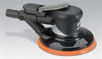 "Dynabrade 56829 6in Supreme Orbital Self-Generated Vacuum Air Sander 3/16"" Orbit"