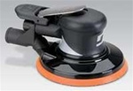"Dynabrade 56830 6in Supreme Orbital Central Vacuum Air Sander 3/16"" Orbit"