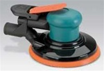 "Dynabrade 59014 6in Spirit Orbital Central Vacuum Air Sander 3/8"" Orbit"