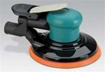 "Dynabrade 59029 6in Spirit Orbital Central Vacuum Air Sander 3/16"" Orbit"
