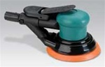 "Dynabrade 59038 5in Spirit Orbital Self-Generated Vacuum Air Sander 3/32"" Orbit"
