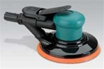"Dynabrade 59043 6in Spirit Orbital Self-Generated Vacuum Air Sander 3/32"" Orbit"