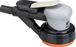 "Dynabrade 69003 3 1/2in Silver Supreme Orbital Self-Generated Vacuum Air Sander 3/8"" Orbit"