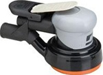 "Dynabrade 69004 3 1/2in Silver Supreme Central Vacuum Air Sander 3/8"" Orbit"
