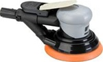 "Dynabrade 69038 5in Silver Supreme Orbital Self-Generated Vacuum Air Sander 3/32"" Orbit"