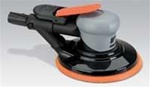 "Dynabrade 69013 6in Silver Supreme Orbital Self-Generated Vacuum Air Sander 3/8"" Orbit"