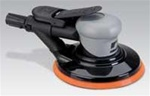 "Dynabrade 69043 6in Silver Supreme Orbital Self-Generated Vacuum Air Sander 3/32"" Orbit"