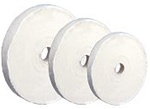"Formax 6"" x 1/2"" Loose Cotton Buffing Wheel 20ply"