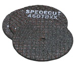 "Spedecut 3"" x .035"" x 1/4"" Cut Off Wheel"