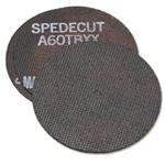 "Spedecut 4"" x .035"" x 1/4"" Cut Off Wheel"