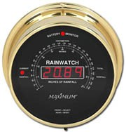 RainWatch Digital Rainfall Display Set