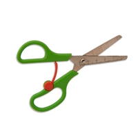 Left Handed Child's Scissor with Central Pivot