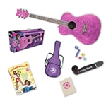 Pixie Acoustic Starter Pack Left-handed (Pink Sparkle)