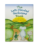 The Left-Handed Backward Book, by Kelly Kinsolving