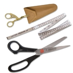 4 Piece Left-Handed Sewing Set