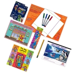 Learn to Tie and Write Left-Handed Gift Set • For Ages 4 - 10