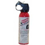 Counter Assault Bear Deterrent with Brush Holster