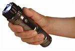 ZAP STUN GUN (Flashlight)