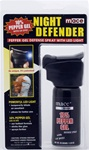 MACE Pepper Gel (Night Defender with LED Light)