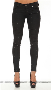 Denim of Virtue Black Cosmo Skinny