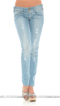 Met X Angel Jeans