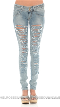 Met Angel Jeans