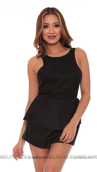 Finders Keepers Black Stranger in Paradise Dress